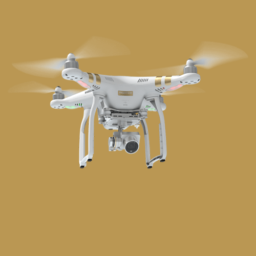 DJI Phantom 3 Pro is great for real estate